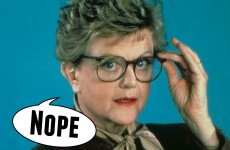 Angela Lansbury is miffed about the reboot of Murder She Wrote
