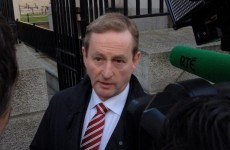 Logistics of youth guarantee scheme come before funding, says Taoiseach