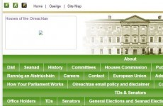 Hoping to watch this afternoon's Freedom of Information debate? Well, the Oireachtas website has crashed...