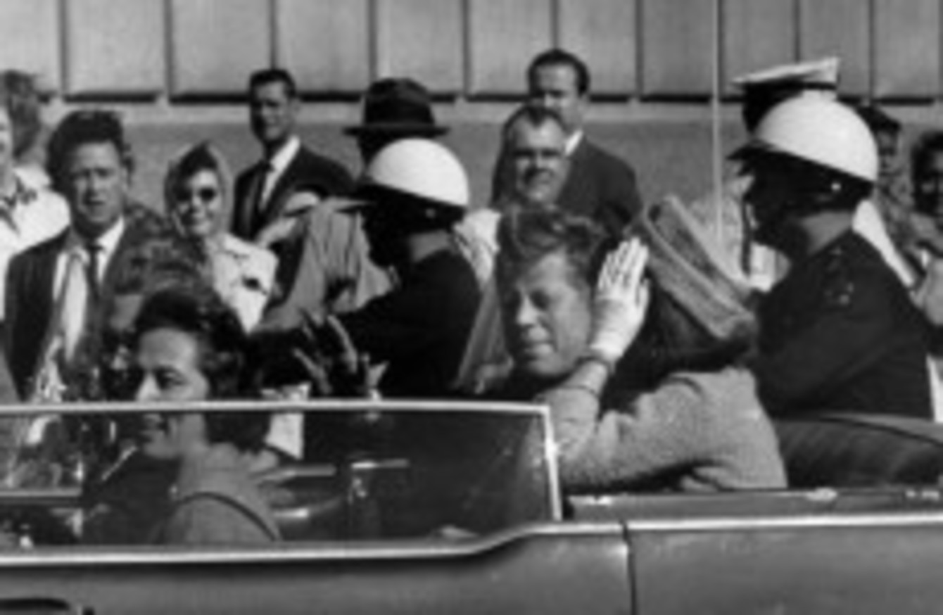 John F Kennedy assassination: the conspiracy theories · TheJournal ie