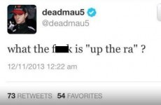 "Musician deadmau5 denies he's quitting Twitter because of ""up the ra"" incident"