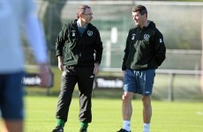 Training day: inside Martin O'Neill and Roy Keane's first Ireland session
