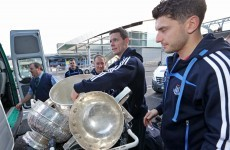 Brogan wants 'peculiar fish' Cluxton to stay involved for 2014