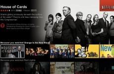 Netflix gives its TV app a major makeover