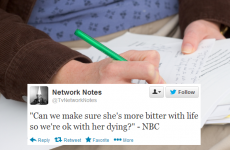 9 ludicrous notes from network execs to television writers