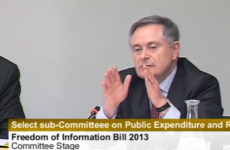 Government backtracks on FOI Bill amendment on charges