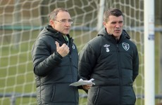 'Martin makes me look like Mother Teresa' -- how Roy sees his role as Ireland assistant