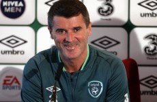 'No potholes' -- It's 'all about the journey' for Keane on road to Euros