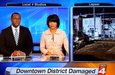 Local news reporter passionately uses the F-word on live TV
