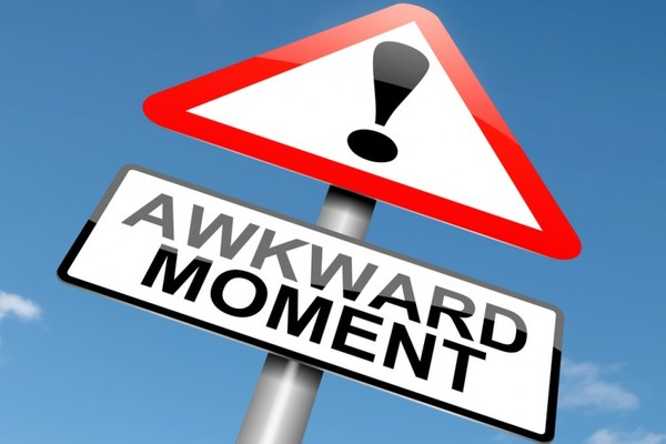 14 signs that you're probably an awkward person · The Daily Edge