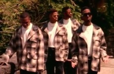 On this night in 1992 you were listening to... Boyz II Men