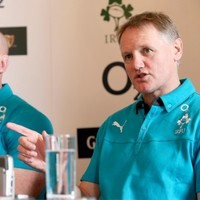Schmidt looks to build Irish squad to '30 or 35' international class players