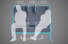 New plane seats could morph to fit each passenger