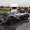 Batman superfan builds a real life batmobile