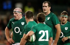 POC on Devin Toner: 'I feel like a junior second-row beside him in the line-out'
