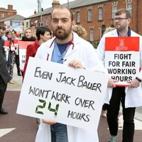 """""""We are putting our trust in the HSE"""" - junior doctors"""