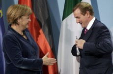 Officials to work out Kenny-Merkel deal on loans for 'real Irish economy'