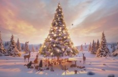Watch TV viewers react to the John Lewis Christmas advert
