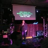 Don't Stop Butchering: Journey's hit tops the Irish karaoke charts