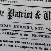 A US paper that called the 1863 Gettysburg address 'silly' has issued a retraction