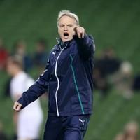 'Intensity is Joe's middle name' says Cronin ahead of Wallabies clash