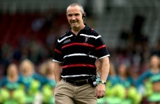 Joe Schmidt is a big influence on my coaching style - Conor O'Shea