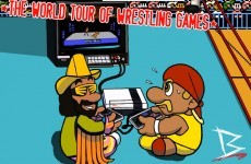 Wrestling video games and warrior culture: some of the week's best sportswriting
