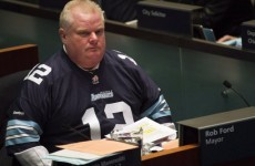 Rob Ford stripped of mayoral powers in Toronto