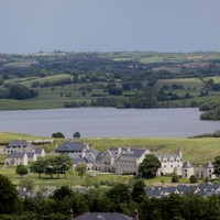 Two men escape after ditching light aircraft in Lough Erne