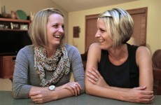 Twin with breast cancer donates skin and fat tissue to sister who also has cancer