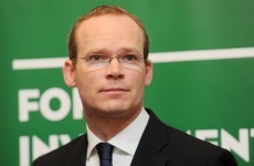 Coveney tells farmers: You're producing too much milk