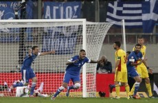 Greece overcome Romania as Ireland look set to be second seeds for next Euros