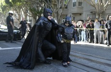 Batkid saves the day as San Fran turns into Gotham City