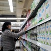 Three Chinese children die after poisoning from 'tainted milk'