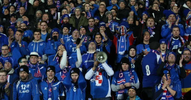 Iceland keep World Cup dream alive in Croatia draw