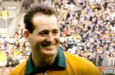 RTÉ's promo will get you pumped for the Ireland-Australia game