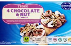 Tesco recalls ice-cream contaminated with painkillers