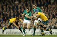 As it happened: Ireland v Australia, November Tests
