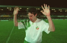 Alan McLoughlin on the goal that sealed Ireland's World Cup place, 20 years ago today