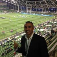 Simon Zebo is in the house for Ireland v Australia
