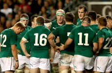 Irish defensive problems easily rectified, says captain O'Connell