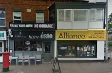 Two petrol bombs thrown at Alliance Party East Belfast office