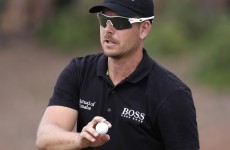 Stenson wins Race to Dubai title