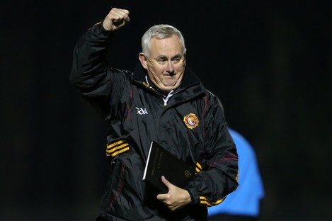 Youghal manager Christy Cooney - file photo.