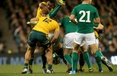 VIDEO: The spear tackle for which Kuridrani saw red