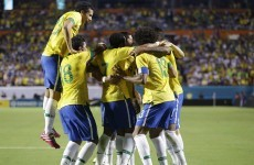 Brazil and Japan both scored amazing team goals this weekend