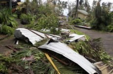 Honeymoon from hell plagued by natural disasters