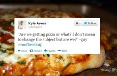 Guy live tweets neighbours' breakup, with hilarious results