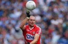 Cork footballer Alan O'Connor announces his retirement