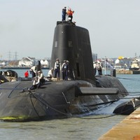 Shooting on board nuclear submarine kills one and seriously injures another